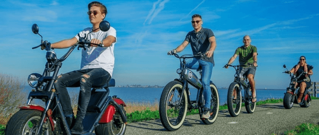 e-tour-volendam-scooter-and-bike